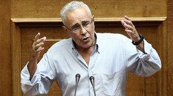 Ζουράρις: Είμαι ένας εκ των τριών αρχαιοτέρων αριστερών στη Βουλή