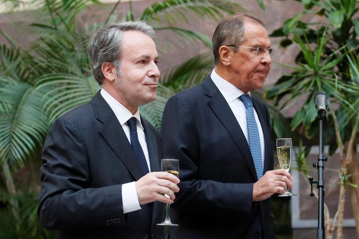 Λαβρόφ: Οι δεσμοί με την Ελλάδα δεν επηρεάζονται από εξωτερικές δυνάμεις
