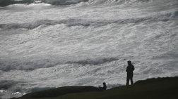 Nεκροί από την καταιγίδα Ali στην Ιρλανδία-Κατευθύνεται σε Β. Αγγλία-Ουαλία
