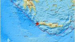 Σεισμός 4,2 Ρίχτερ ταρακούνησε την Κρήτη