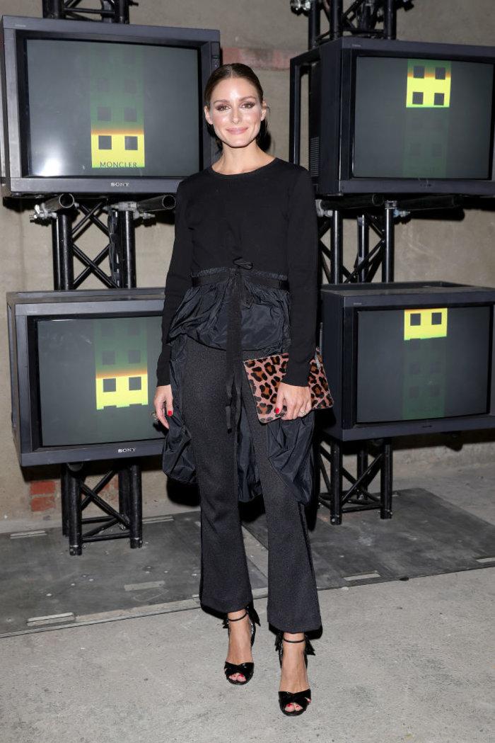 Ολίβια Παλέρμο: Η «ιέρεια» της μόδας παραδίδει μαθήματα στιλ στο Μιλάνο