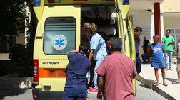 Θεσσαλονίκη: Ανεμιστήρας οροφής έπεσε πάνω σε παιδιά μέσα σε σχολείο