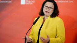 Νέα ενδοκυβερνητική κρίση στη Γερμανία από την υπόθεση Μάασεν