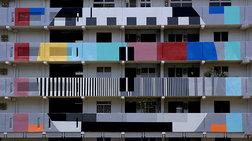 Σιγκαπούρη: Οι όψεις των δημόσιων κατοικιών σαν έργα τέχνης