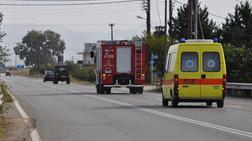 Τραγωδία στην Τήνο: Νεκροί δύο εργάτες - τους καταπλάκωσε τοίχος