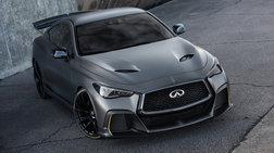 Infiniti Black S: Τόσο cool θες να είναι το υβριδικό αυτοκίνητό σου