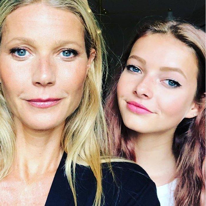 Γκουίνεθ Πάλτρου: Η κόρη της έγινε 14 ετών και είναι πανέμορφη [Εικόνες]