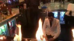 Φωτιά στο εστιατόριο του Salt Bae – 4 τραυματίες, ένας Ελληνας