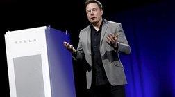 Παραιτείται από πρόεδρος της Tesla ο Έλον Μασκ