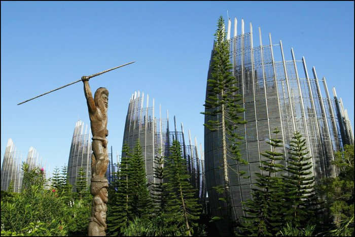 Κέντρο Πολιτισμού Τζιμπάου, Νούμελ, Νέα Καληδονία