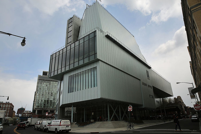 Whitney Museum of American Art, Νέα Υόρκη