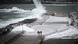 Απομάκρυνση κατοίκων από τον Ωρωπό λόγω επικίνδυνου καιρού διέταξε η ΓΓΠΠ