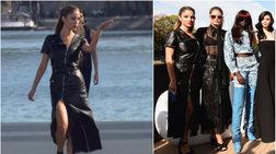 Η Δούκισσα έκανε πασαρέλα στο Παρίσι μαζί με «ιερά τέρατα» της μόδας