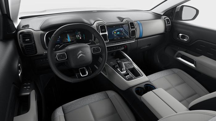 Παρίσι: Η Citroen στο «σαλόνι της» με το υβριδικό C5 Aircross Hybrid - εικόνα 2