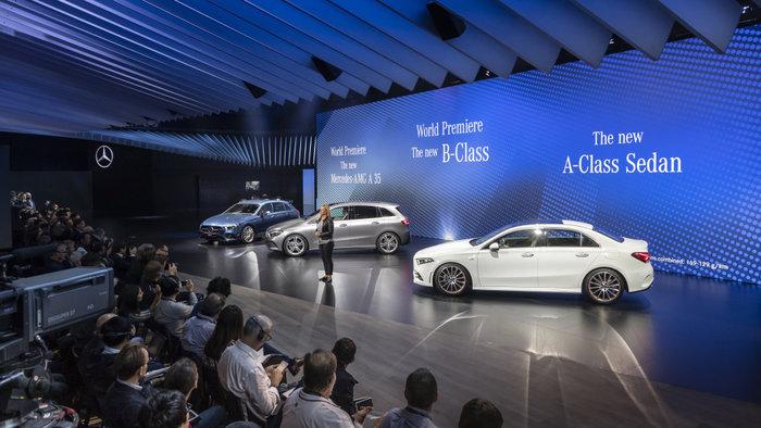 Τρεις παγκόσμιες πρεμιέρες από τη Mercedes-Benz στο Παρίσι - εικόνα 6