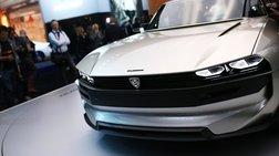 e-LEGEND: Ο θρύλος της Peugeot και άλλες αποκαλύψεις στο Παρίσι