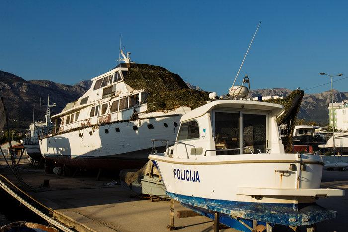 To Μαυροβούνιο βγάζει σε δημοπρασία τη θαλαμηγό του Τίτο - Εικόνες