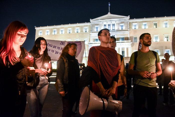 Μεγάλη πορεία διαμαρτυρίας στην Αθήνα για τον Ζακ Κωστόπουλο - εικόνα 2