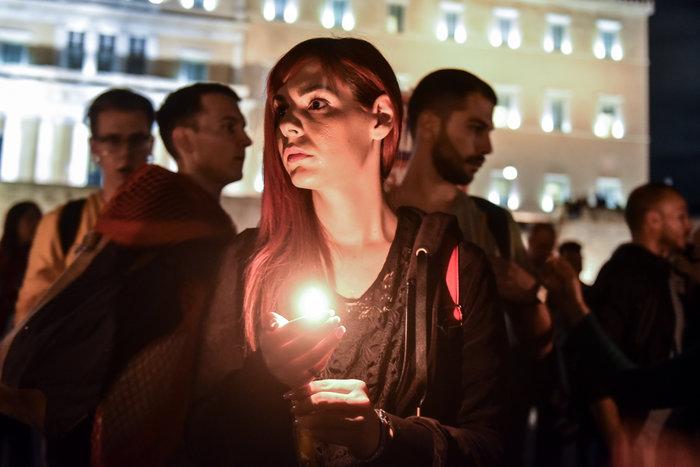Μεγάλη πορεία διαμαρτυρίας στην Αθήνα για τον Ζακ Κωστόπουλο - εικόνα 3