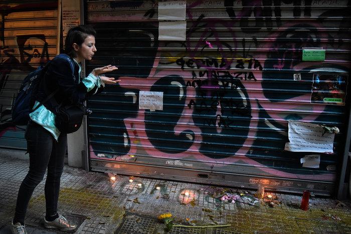 Μεγάλη πορεία διαμαρτυρίας στην Αθήνα για τον Ζακ Κωστόπουλο - εικόνα 4