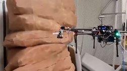 Το πρώτο drone που φτιάχνει γκράφιτι δημιούργησε η Disney