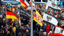 Διαδήλωση ακροδεξιών στο Βερολίνο στην επέτειο της επανένωσης