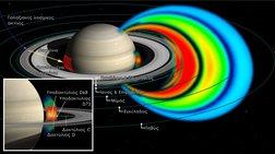 Νέα ζώνη ακτινοβολίας μεταξύ Κρόνου και δακτυλίων ανακάλυψαν Έλληνες