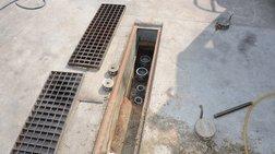 Είχαν φτιάξει υπόγειο σύστημα για να κλέβουν στα καύσιμα