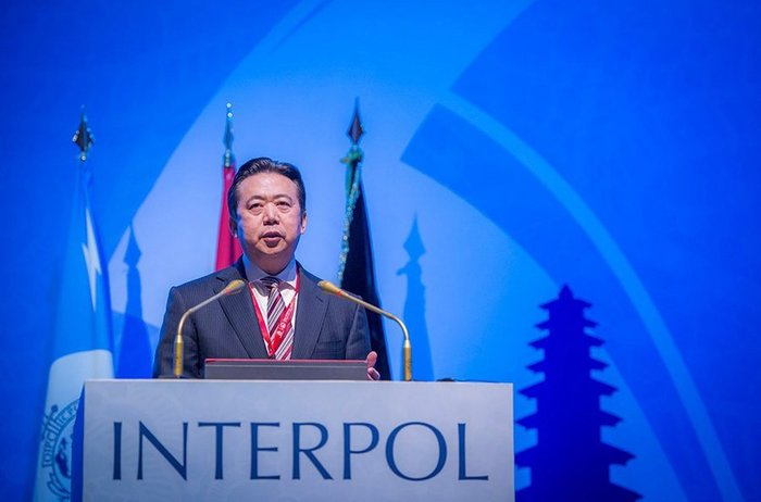 """""""Αστυνομικό θρίλερ"""" με την εξαφάνιση του προέδρου της Interpol"""