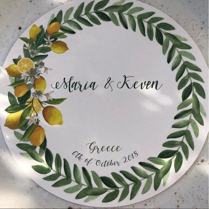 Γάμος Μενούνος: Υπερπαραγωγή Σκαρμούτσου με 1.500 λεμόνια & κρητικό μενού - εικόνα 3