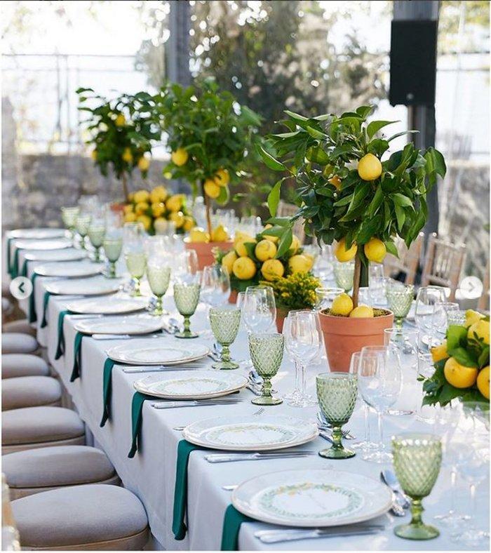 Γάμος Μενούνος: Υπερπαραγωγή Σκαρμούτσου με 1.500 λεμόνια & κρητικό μενού - εικόνα 10