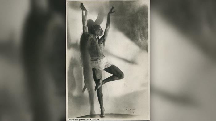 Ο Ιόλας χορευτής στο Βερολίνο
