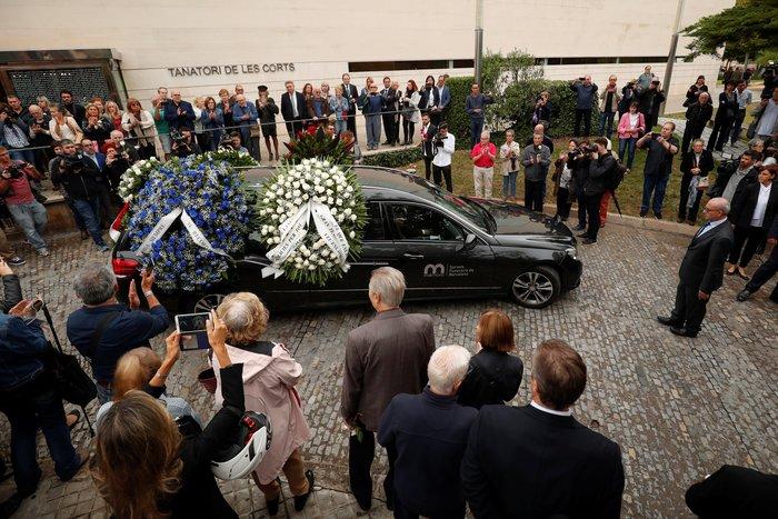 Η Ισπανία αποχαιρετά την Μονσεράτ Καμπαγιέ - εικόνα 5