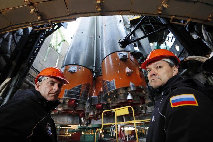 Ρωσία: Αντίστροφη μέτρηση για το Soyuz MS-10
