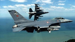 Νέες παραβιάσεις τουρκικών μαχητικών πάνω από τις Οινούσσες