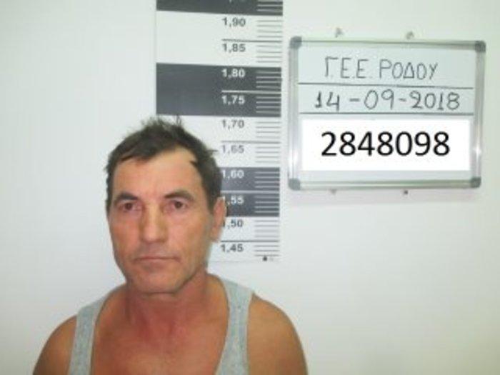 Αυτός είναι ο 55χρονος αλλοδαπός κατηγορούμενος για αποπλάνηση ανηλίκων