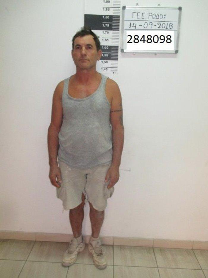 Αυτός είναι ο 55χρονος αλλοδαπός κατηγορούμενος για αποπλάνηση ανηλίκων - εικόνα 3