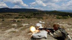 Στρατιώτες της πΓΔΜ άνοιξαν πυρ στα σύνορα με την Ελλάδα