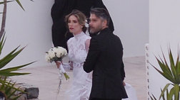 Η Αθηνά Οικονομάκου για τον γάμο της: Γιατί το περνάω όλο αυτό;