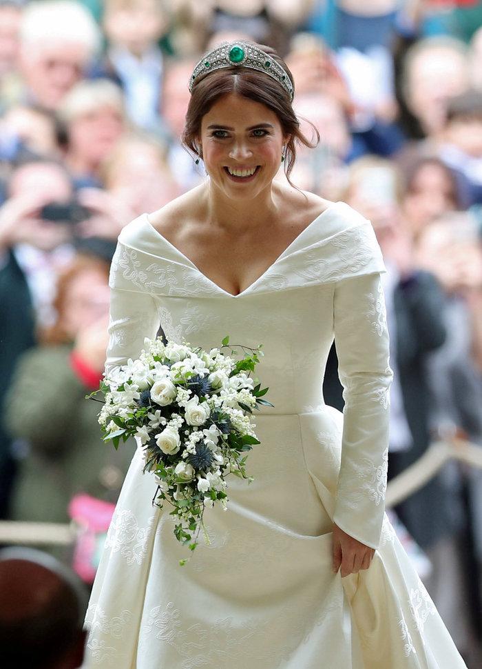 O βασιλικός γάμος της πριγκίπισσας Ευγενίας στο Κάστρο Γουίνσδορ - εικόνα 7