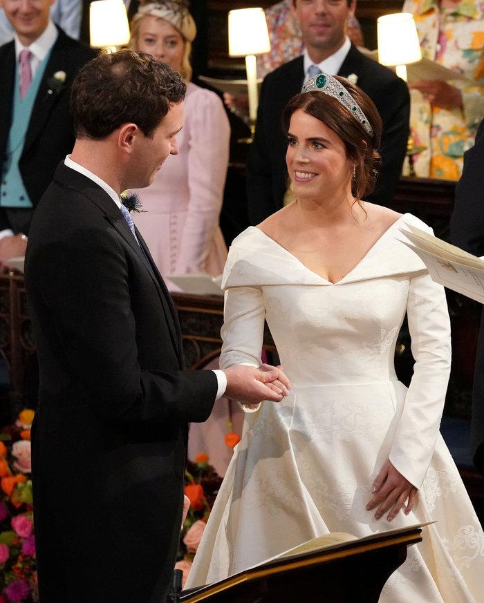 O βασιλικός γάμος της πριγκίπισσας Ευγενίας στο Κάστρο Γουίνσδορ - εικόνα 8