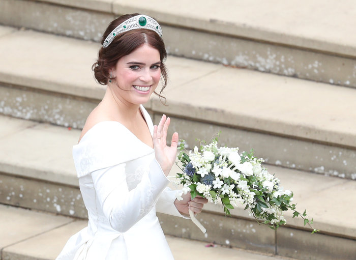 O βασιλικός γάμος της πριγκίπισσας Ευγενίας στο Κάστρο Γουίνσδορ - εικόνα 9