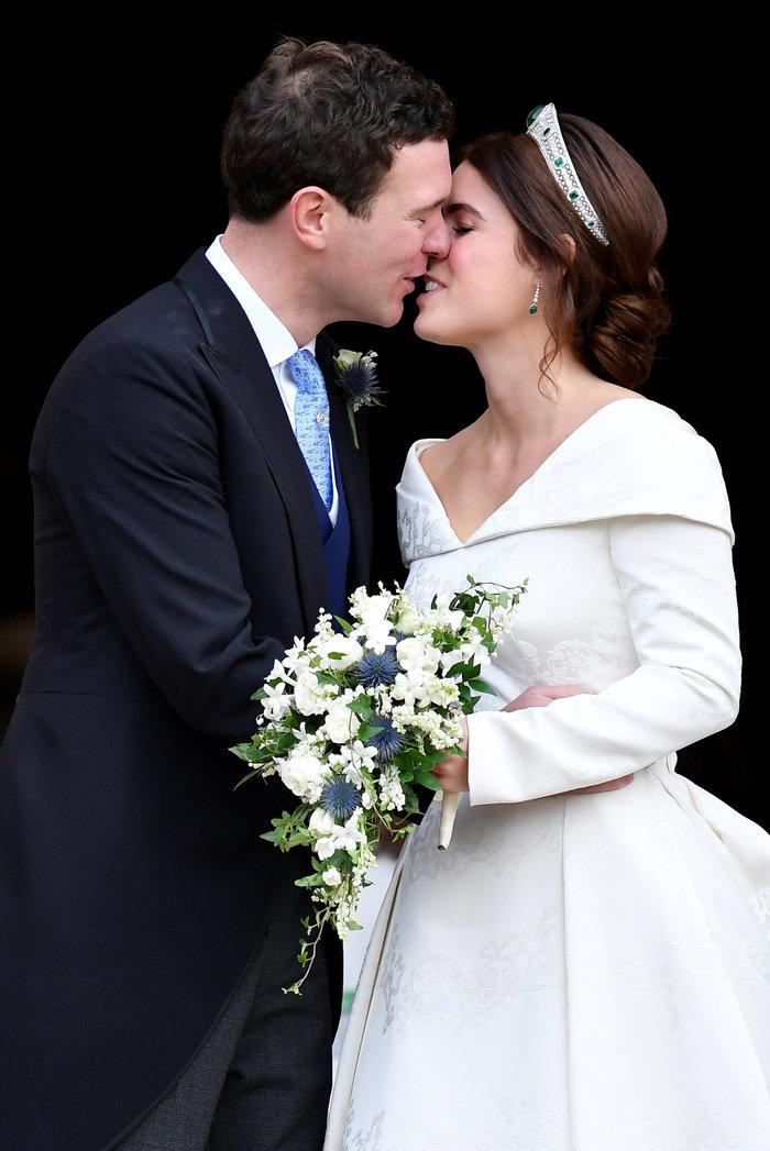 O βασιλικός γάμος της πριγκίπισσας Ευγενίας στο Κάστρο Γουίνσδορ - εικόνα 11
