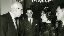 Οταν ο Ξενοφών Ζολώτας συνάντησε την Λιζ Τέιλορ