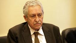 Κουβέλης: Ο Καμμένος βλάπτει την κυβέρνηση με τη στάση του