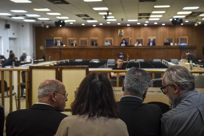 Σκουρλέτης και Γκίζι στη δίκη της Χρυσής Αυγής - ζήτησαν επιτάχυνση - εικόνα 3