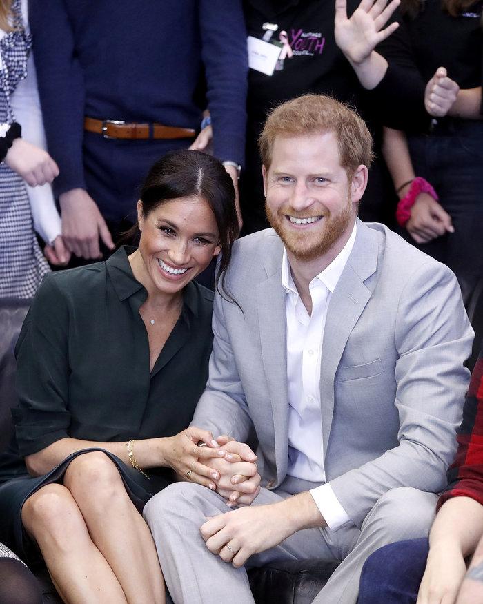 Είναι επίσημο: Ο Χάρι και η Μέγκαν περιμένουν το πρώτο τους παιδί! - εικόνα 4
