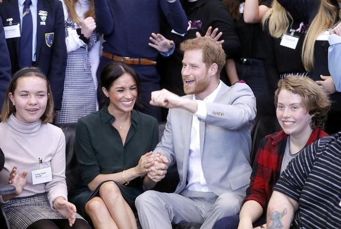 Είναι επίσημο: Ο Χάρι και η Μέγκαν περιμένουν το πρώτο τους παιδί! - εικόνα 5