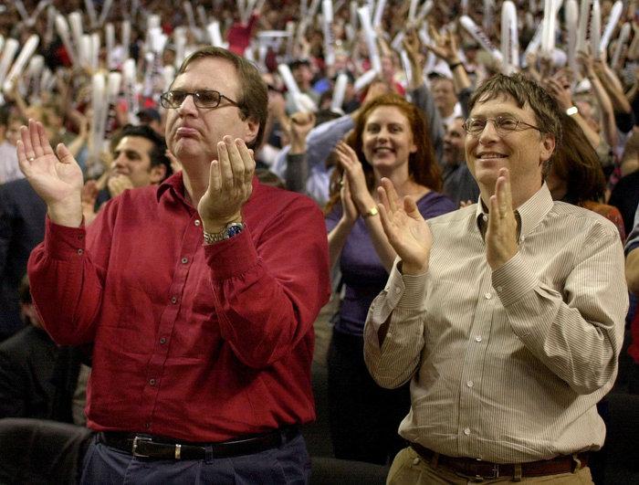 Πέθανε ο συνιδρυτής της Microsoft Πολ Αλεν σε ηλικία 65 ετών - εικόνα 3