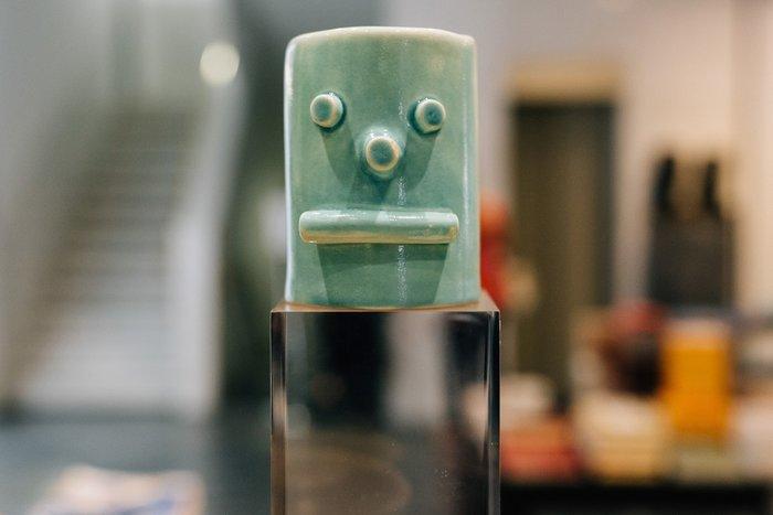 Ένας street artist «εισβάλει» στο Μουσείο Κυκλαδικής Τέχνης - εικόνα 2